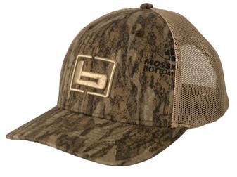 Trucker Cap w/b Logo - BTML
