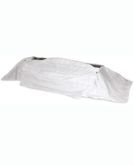 Snow Cover for Predator Blind