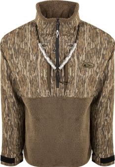 MST Guardian Flex™ Sherpa Fleece Eqwader™ 1/4 Zip