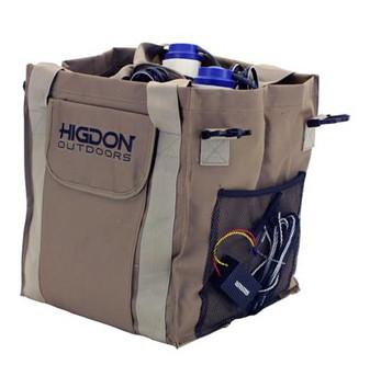 4-Slot Motion Decoy Bag - Brown