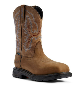 WorkHog® XT Wide Square Toe H2O Boots
