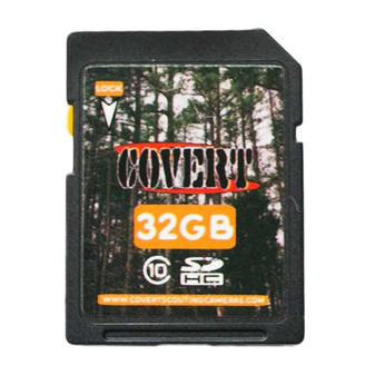 COVERT DLC 32 GB SD Memory Card