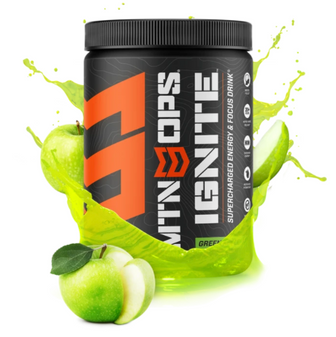 Ignite - Green Apple 45 Scoops