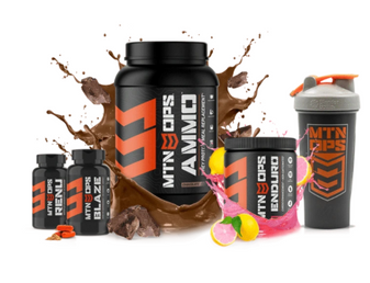 Weight Loss System-Combo#1 (Choc. Ammo and Pink Lem. Enduro)