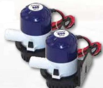 600gph Submersible Bilge Pump
