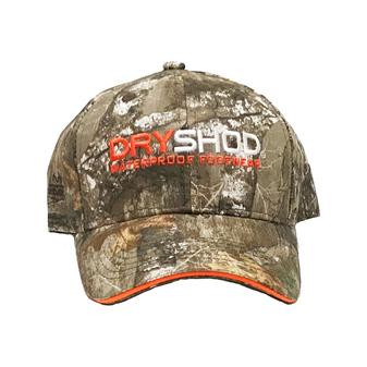 Dryshod Camo Logo Hat