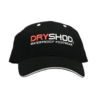 Dryshod Black Logo Hat
