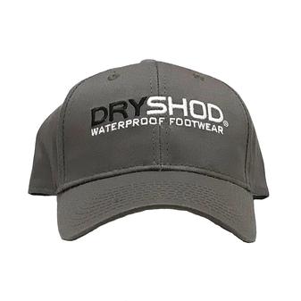 Dryshod Grey Logo Hat