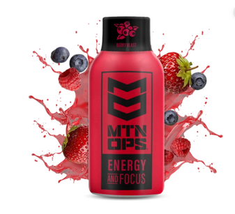 Energy Shot - Berry Blas