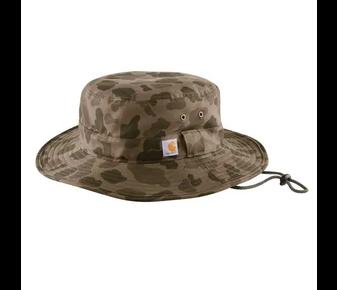 Ripstop Full-Back Hat