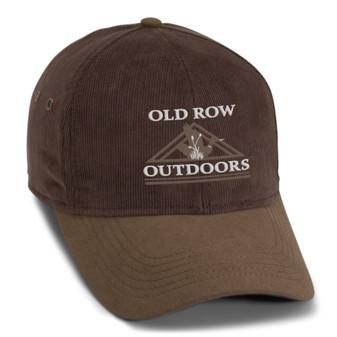 Outdoors Corduroy Hat