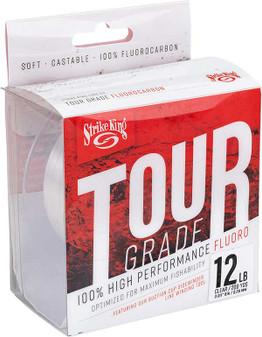 Tour Grade Fluorocarbon Line 200yd/8lb - Clear