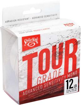 Tour Grade Monofilament Line 200yd/12lb - Clear