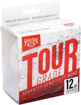 Tour Grade Monofilament Line 200yd/8lb - Clear