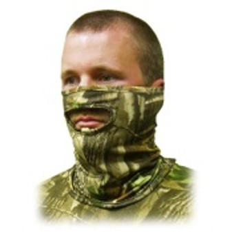 Stretch Fit Half Mask - Mossy Oak Break-Up