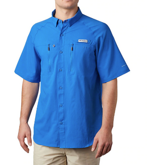 Mens Terminal Tackle S/S Woven