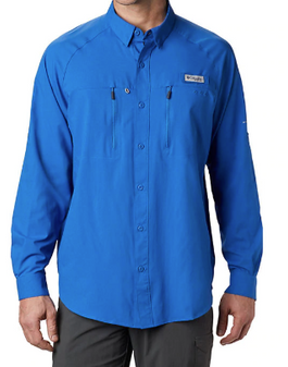 Mens Terminal Tackle L/S Woven