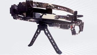 Ravin TacHeads Bi-Pod