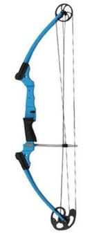 Genesis Blue Bow