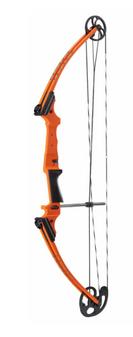 Genesis Orange Bow - RH