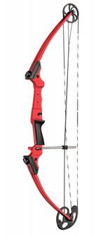 Genesis Red Cherry Bow - RH
