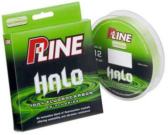 Halo Fluorocarbon Line 15lb/200yd - Mist Green