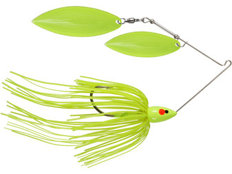 3/8oz Painted Double Willow Spinnerbait