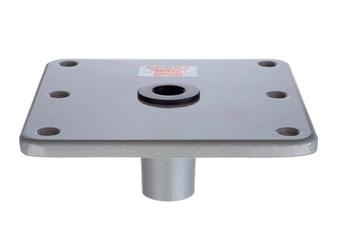 7x7 Aluminum Pin Base