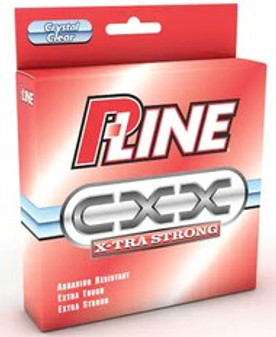 CXX X-Strong Monofilament Fishing Line 15lb/300yd - Clear