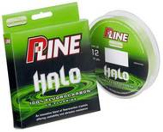 Halo Fluorocarbon Line 17lb/200yd - Mist Green