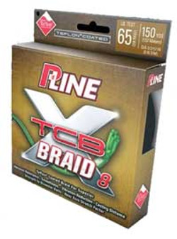 XTCB-8 Braided Line 20lb/150yd - Green