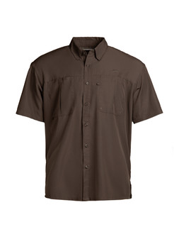 Intracoastal S/S Fishing Shirt - Granite