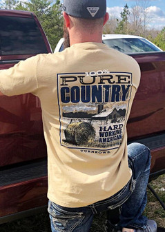 Pure Country S/S Tee