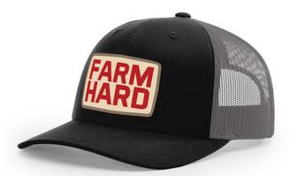 Woven Patch Farm Hard Hat