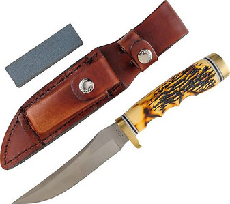 Uncle Henry Golden Spike Fixed Knife