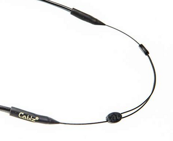 "12"" Cablz Zips - Black"