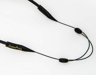 "12"" XL Cablz Zips - Black"