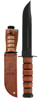 USMC KA-BAR, Straight Edge