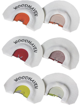 TKM 3 Pack Mouth Calls