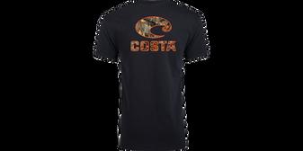Costa Realtree Edge Logo S/S Tee