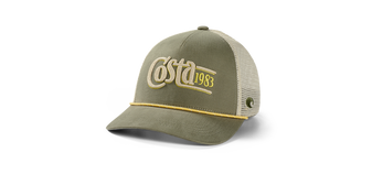 Traditions Trucker Hat - Moss/Stone