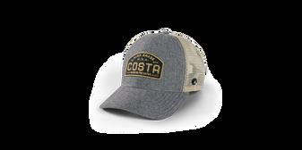 High Grade Trucker Hat - Gray