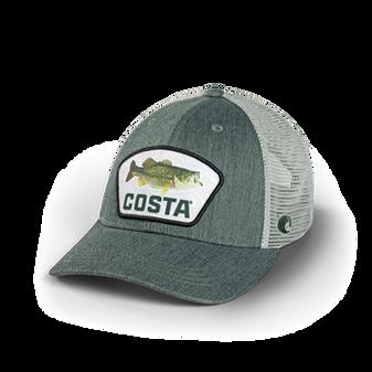 Topo Largemouth Bass Trucker Hat - Green