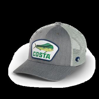 Topo Dorado Trucker Hat - Gray