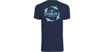 Ocearch Circle Shark S/S Tee