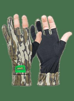 Stretch Fingerless Glove - Bottomland