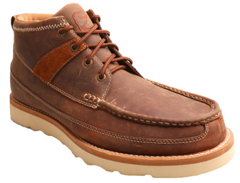 Men's Lace Up Driving Mocs