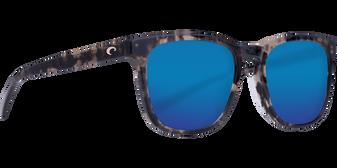 Sullivan - Shiny Black Kelp/Blue Mirror 580G