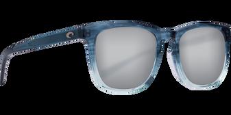 Sullivan - Shiny Deep Teal Fade/Gray Silver Mirror 580G