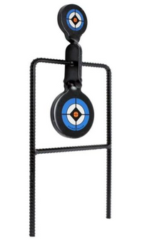 Rebar Handgun Spinner Target